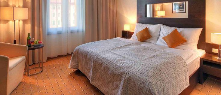 Clarion Hotel Prague City (4*)