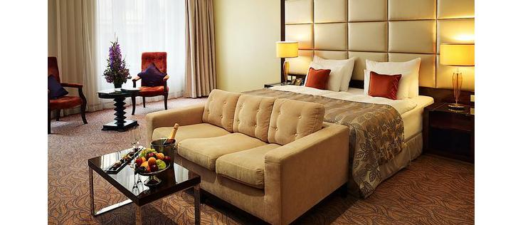 Kings Court Deluxe Hotel  (5*)