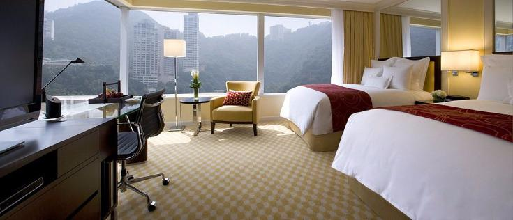 JW Marriott Hotel Hong Kong (5*)