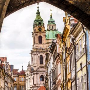Prague - a Quick Glimpse