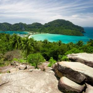 Angthong Marine Park by tour boat