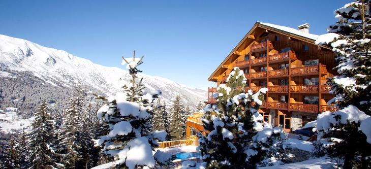 Club Med Meribel L´Antares