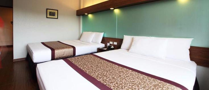 Microtel Inn & Suites by Wyndham Baguio (3*)