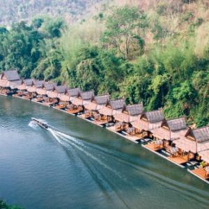 Float House River Kwai 3 Days